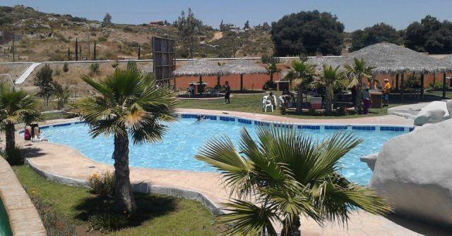 Balneario Rancho Los Olivos Tecate Baja California