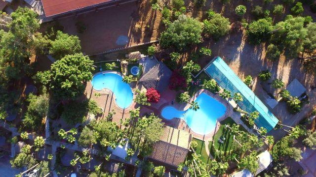 Balneario Rancho María Teresa Valle de Guadalupe