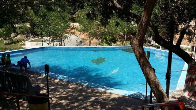 Balneario Rancho San Carlos Ensenada
