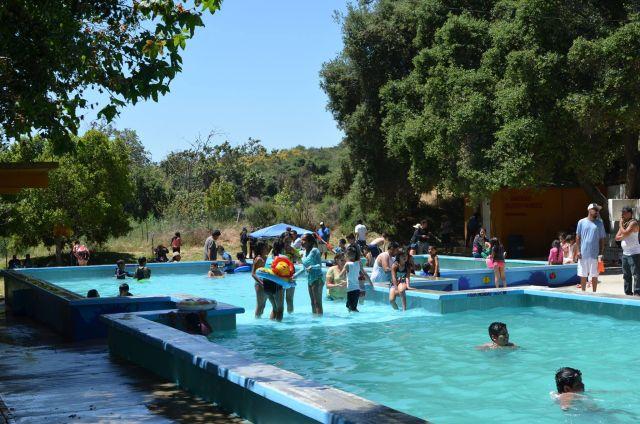 Balneario Rancho Sandoval Ensenada Baja California