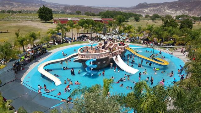 Balneario Rincón Verde Zacatecas