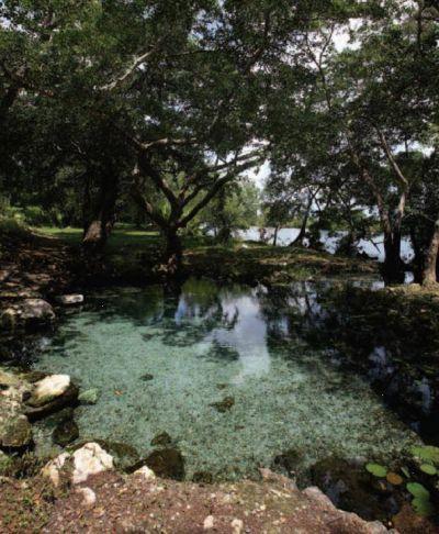 Balneario Sacxán Chetumal Quintana Roo