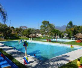 Balneario San Diego Tehuacán Puebla