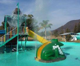Balneario San Gerónimo Ocotlán Jalisco