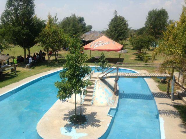 Balneario San José Santiago Tenango Puebla