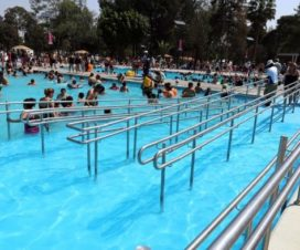 Balneario San Juan de Aragón Ciudad de México