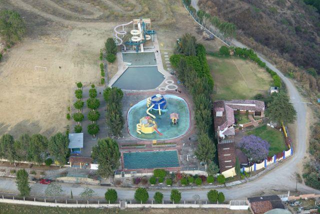 Balneario San Juan Viejo Zitácuaro Michoacán