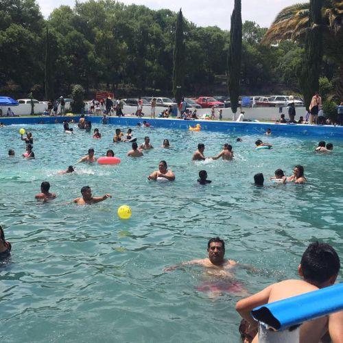 Balneario San Vicente Tepeji del Río Hidalgo