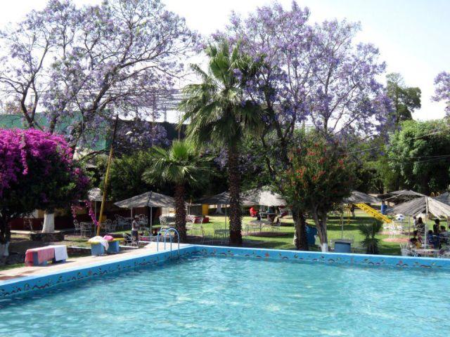 Balneario Santa Mónica San Juan del Río