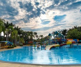 Balneario Six Flags Hurricane Harbor Oaxtepec