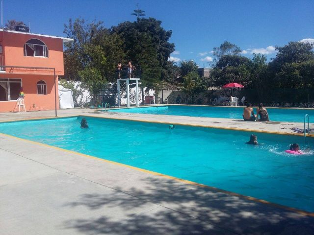 Balneario Splash Xoxocotlán Oaxaca