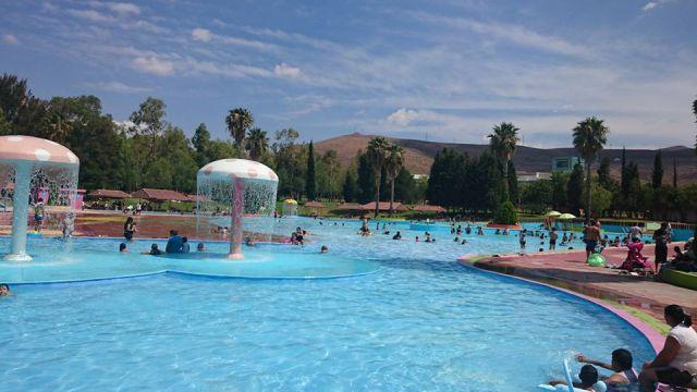 Balneario Tangamanga Splash San Luis Potosí