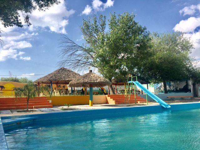 Balneario Villa del Río Ciudad Mier Tamaulipas