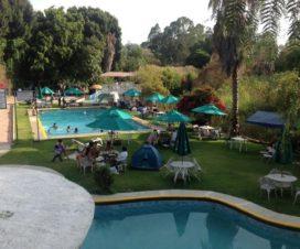Balneario Villa Krystal Green Puebla