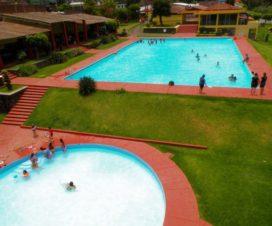 Balneario Villa Paraíso Uruapan Michoacán
