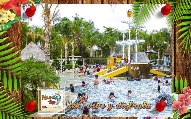 Balneario Wild Wet Fun Baja California Sur