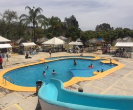 Balneario y Centro Deportivo Las Palapas Jalisco