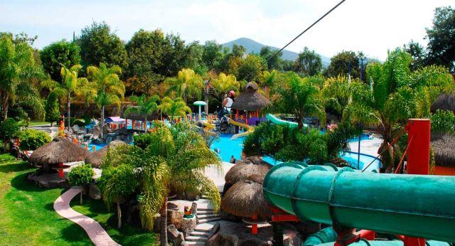 Balneario y Spa Fiesta del Sol Zacatecas