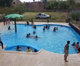 Balneario Zapotlanejo Jalisco