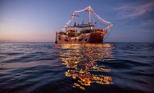 Barco Pirata Cancún
