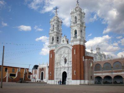Basílica de Ocotlán Tlaxcala