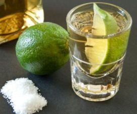 Bebidas a preparar con tequila en navidad