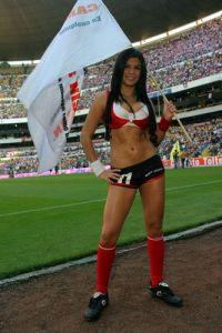 Belleza fútbol