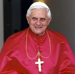 Benedicto XVI México