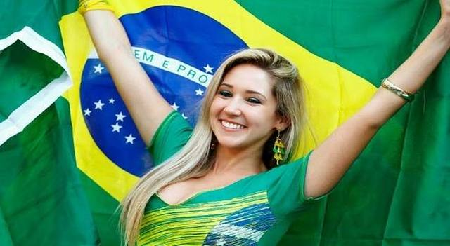 Edecanes Fútbol Brasileñas