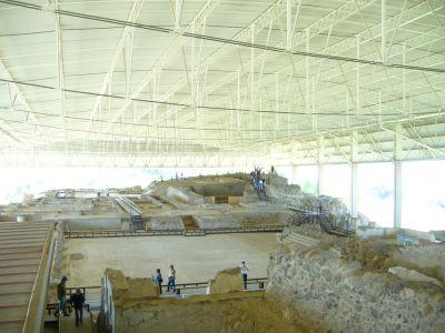 Zona arqueológica de Cacaxtla