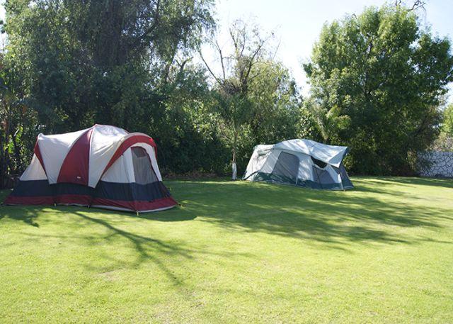 Campamento Parque Acuático Ayoa Atlixco