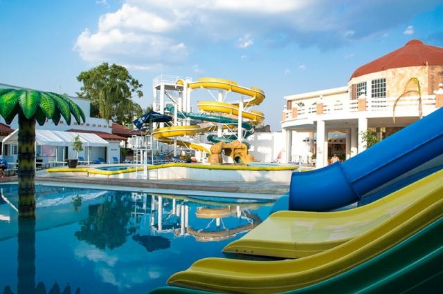 Campamento Parque Acuático Ixtapan de la Sal