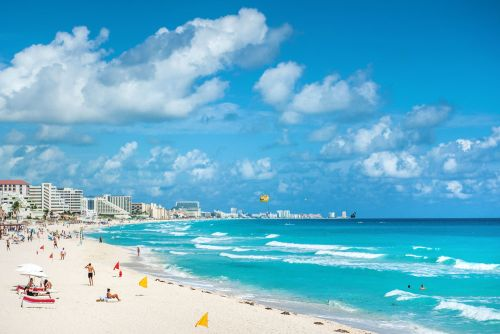 Cancun The Paradise of the Mexican Caribbean