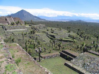 Zona Arqueológica Cantona Puebla