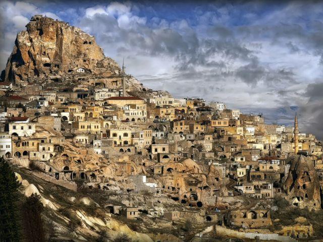 Capadocia Turquía Un Viaje Simplemente de Ensueño