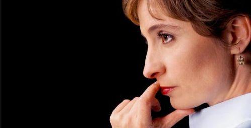 Sale Carmen Aristegui de MVS