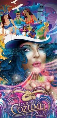 Carnaval Cozumel 2013