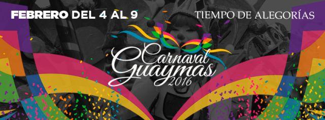 Carnaval de Guaymas Sonora 2016
