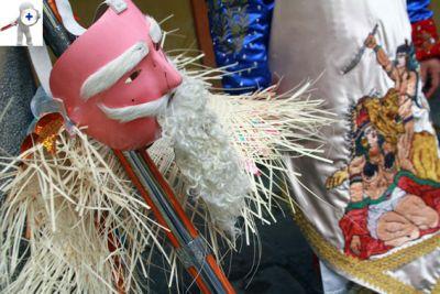 Carnaval de Huejotzingo 2012