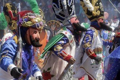 Carnaval de Huejotzingo 2014