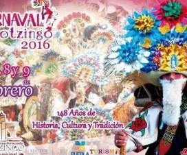 Carnaval de Huejotzingo 2016