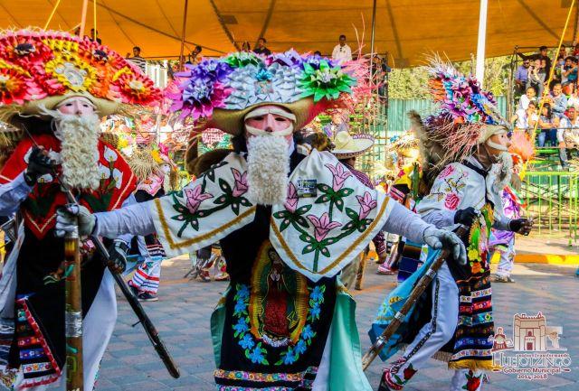 Carnaval de Huejotzingo 2018