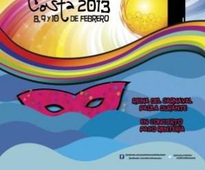 Carnaval de la Costa Puerto Escondido 2013