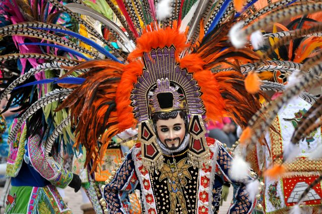 Carnaval de Santa Ana Chiautempan 2017