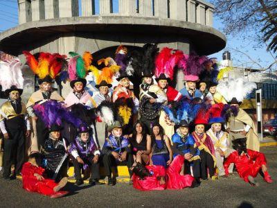 Carnaval de Xonaca 2012