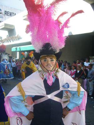 Carnaval de Huejotzingo