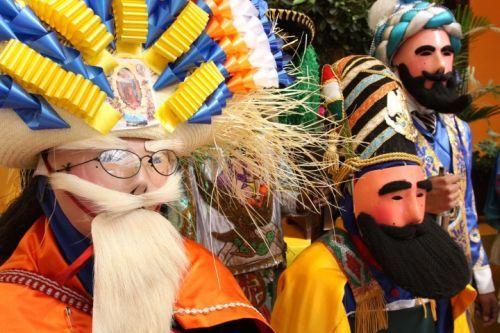 Carnaval de Huejotzingo Puebla 2015