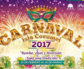 Carnaval Isla Cozumel 2017