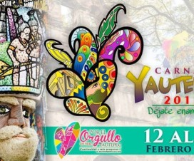 Carnaval Yautepec 2016
