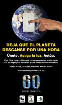 60 La Hora del Planeta
